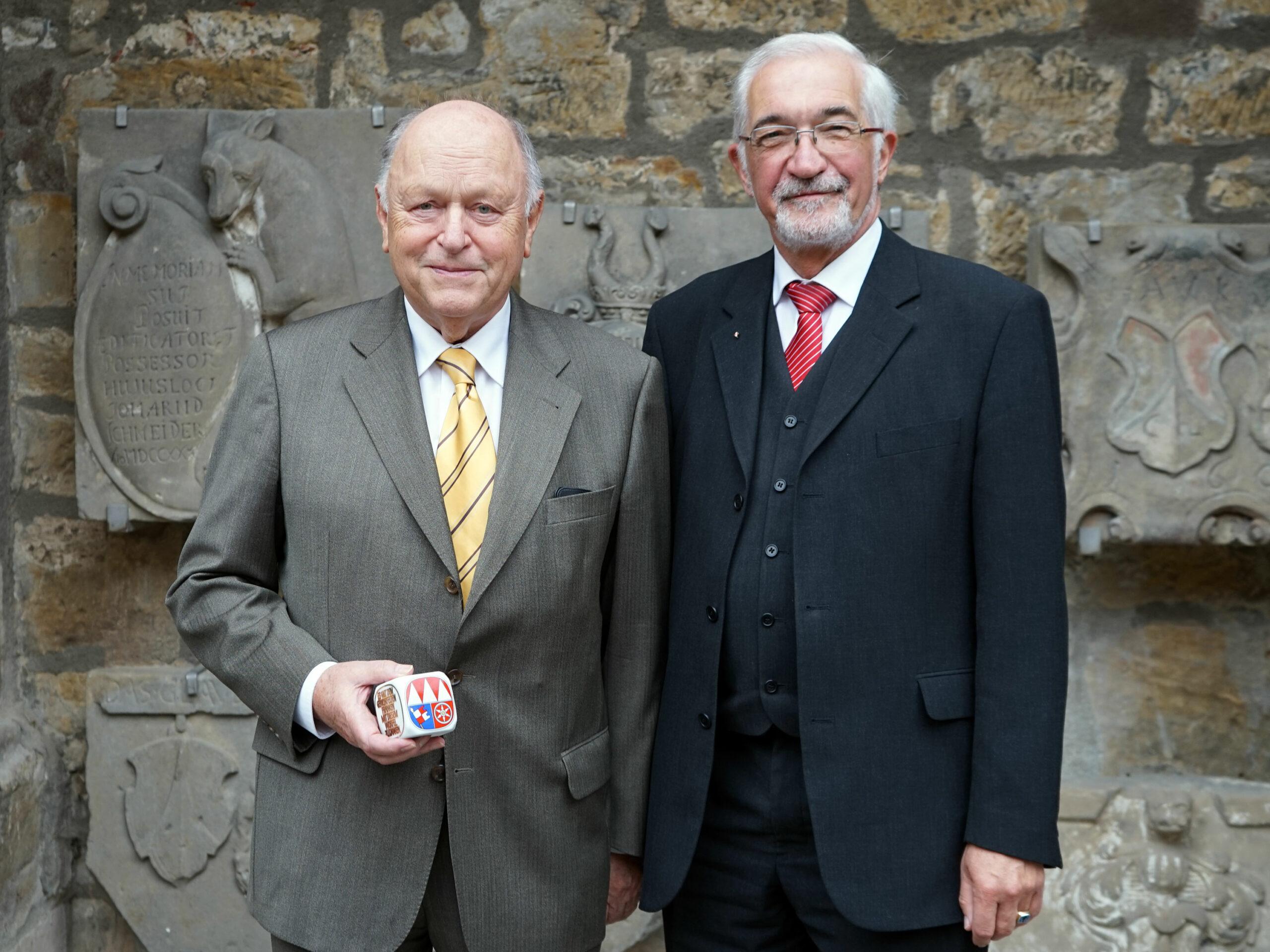 Verleihung des Frankenwürfels 2015 in Thurnau