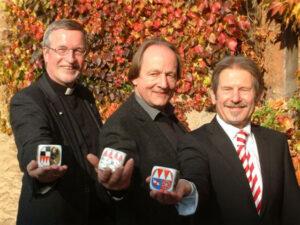 Verleihung des Frankenwürfels 2011 in Neuses am Sand