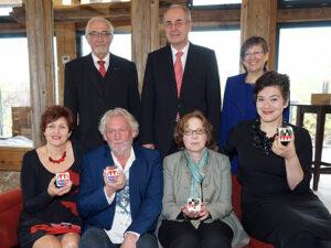 Verleihung des Frankenwürfels 2017 in Bolzhausen