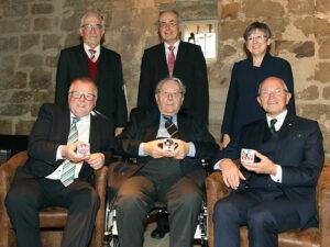 Verleihung des Frankenwürfels 2018 in Thurau