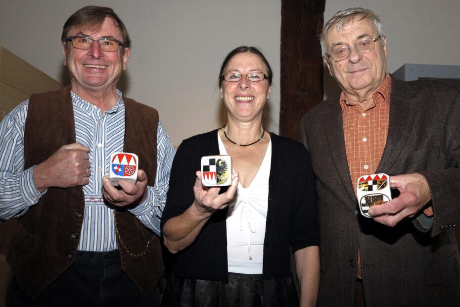 Verleihung des Frankenwürfels 2016 in Bad Windsheim