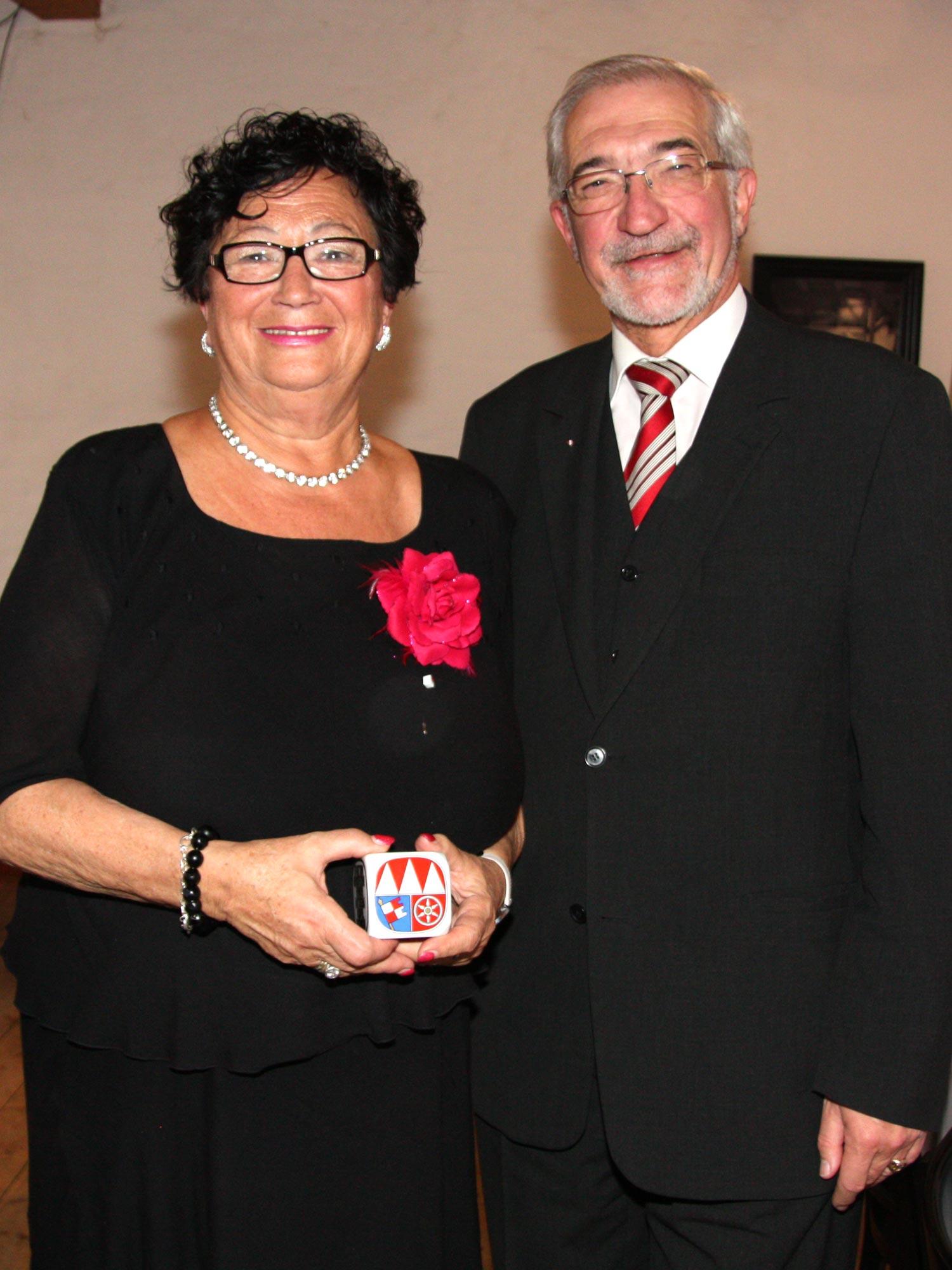 Verleihung des Frankenwürfels 2012 in Kulmbach