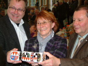 Verleihung des Frankenwürfels 2009 in Kleinlosnitz