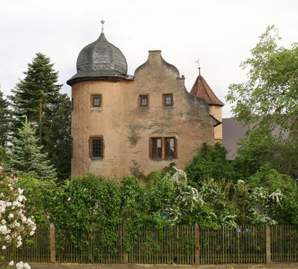 Neuses am Sand - Wörners Schloss